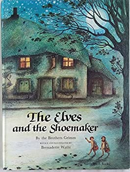 Hardcover The Elves and the Shoemaker Book