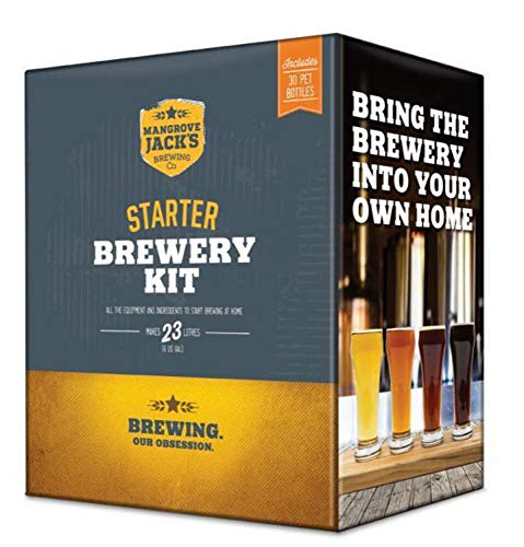 Mangrove Jack's Traditional Series Starter Brewery Kit