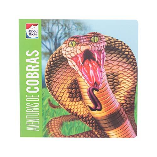 Lenticular 3D - Animais Perigosos: Cobras
