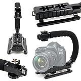 SX530 HS SX60 HS vhbw Adaptador de Filtro Negra para c/ámara Canon PowerShot SX540 HS 4728B001 SX520 HS SX50 HS como Canon FA-DC67A