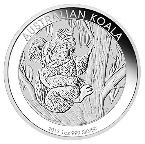 Koala 2013 Silbermünze Silber Münze 1 Unze 1 oz in Münzkapsel