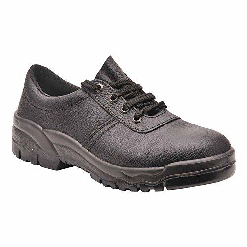 Portwest fw19bkr41Arbeit Schuh, O1, Regular, Größe: 41, Schwarz