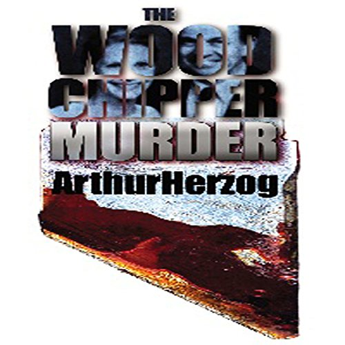 The Woodchipper Murder audiobook cover art