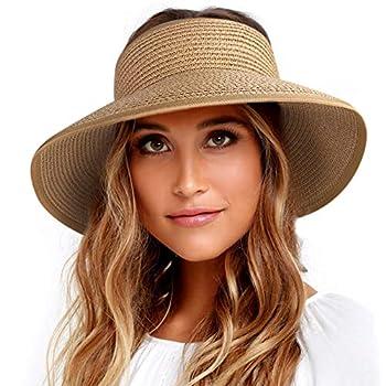 womens sun visor hats