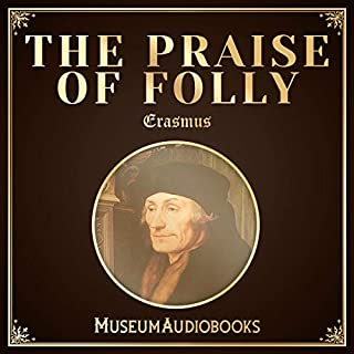 The Praise of Folly audiobook cover art