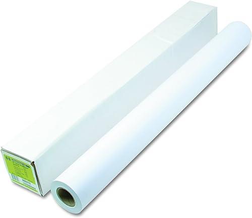 HP - Papier - papier ordinaire - Rouleau A0 (91,4 cm x 45,7 m) - 80 g/m2