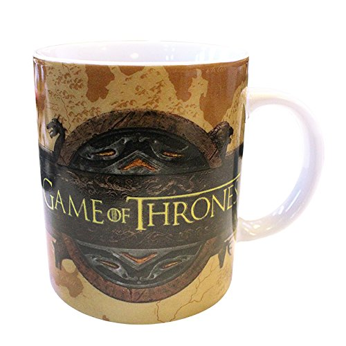 ABYstyle - GAME OF THRONES - Taza - 320 ml - Opening logo
