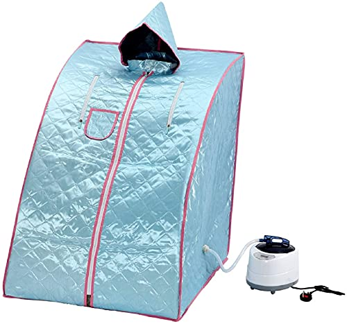 ColdShine 2l Steam Sauna Tent Electric Household Personal Spa Machine...