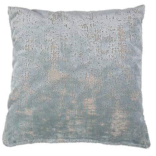 Kissen Zuyer Sarona blau Vintage