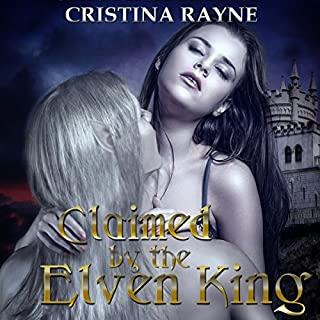 Claimed by the Elven King cover art