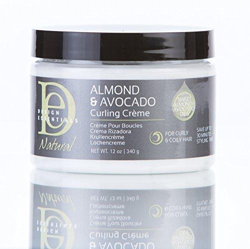 Design Essentials Natural Almond & Avocado Curling Crème