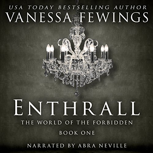 Enthrall audiobook cover art