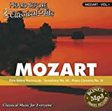 Mozart [vol. 1]: A Little Night Music, Symphony No. 40, Piano Concerto No. 2