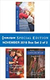 Harlequin Special Edition November 2018 - Box...