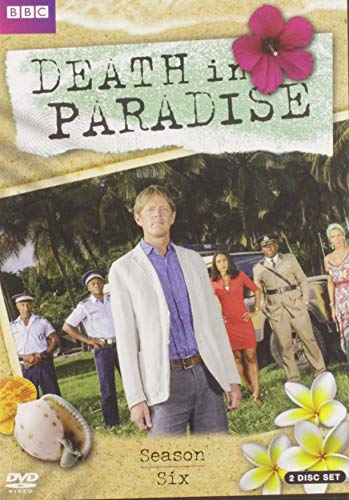 Death in Paradise: Season Six (DVD)