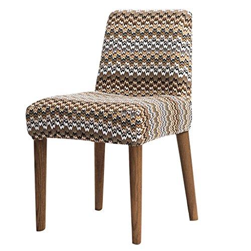 Ufficio vendite dell'hotel Sedia da pranzo in legno massello sedia Sedia di negoziazione tinello Tavolino e sedia poltrona Disegno pieghevole dello schienale Aumentare la flessibilità d'uso Arredo bar