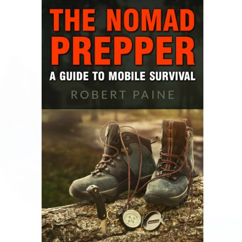 The Nomad Prepper audiobook cover art