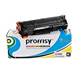 proffisy 88A for HP CC388A Toner Cartridge for HP Laser Printers P1007, P1106, P1108, P1008, M1213nf MFP, M1136 MFP, M126nw MFP, M1218nfs, M128fw MFP, M128fn MFP, M226DW and M226DN (1pcs) cheap laser printers May, 2021