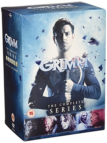 Universal Pictures - Grimm Seasons 1 to 6 Complete Collection DVD (1 DVD)