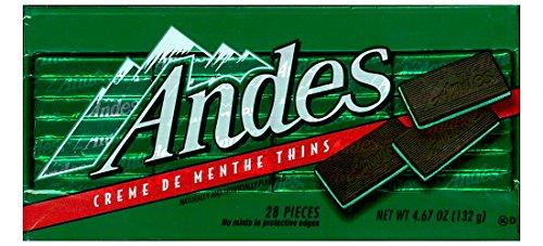 Andes, Candy Creme de Menthe, 4.67 oz