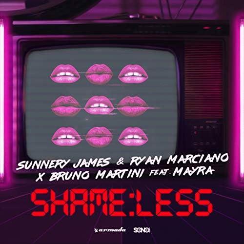 Sunnery James & Ryan Marciano & Bruno Martini feat. Mayra