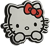 Chroma 9108 Hello Kitty Injection Molded Chroma Colored Emblemz Decal