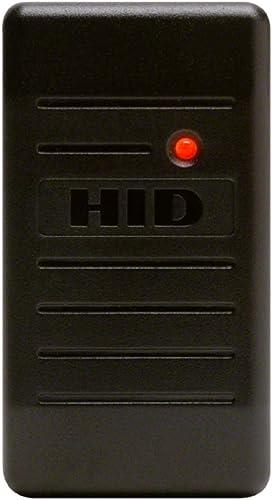 HID 6005BGB00 Prox ProxPoint Plus Mini Mullion Card Reader