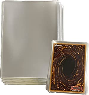Insideck 200ct Clear Yugioh Card Sleeves 62mm x 90mm