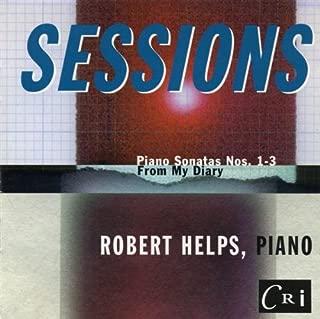 Piano Sonatas 1-3 / From My Diary