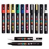 Uni Posca PC-5M Paint Pen Art Marker-Stift, professionelles