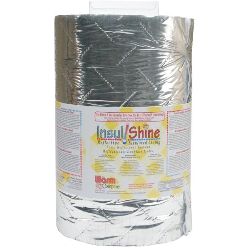 Insul-Shine Reflective Insulated Lining-45'X10yd