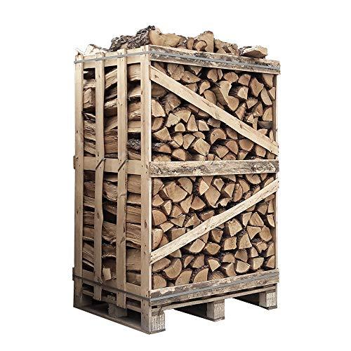 Brennholz 2 RM 800 kg BIRKE 33 cm trocken Kaminholz ofenfertig Holz Feuerholz
