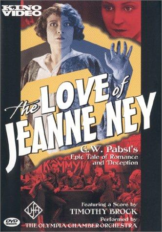 The Love of Jeanne Ney Now on sale It is very popular