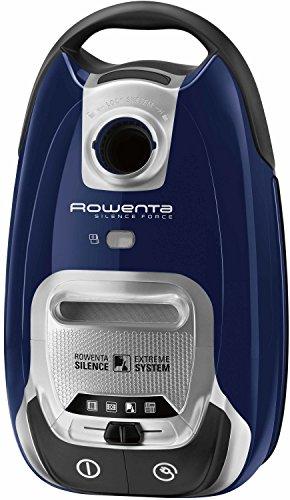 Rowenta Silence Force 4A RO6441 2200 W - Aspiradora (2200 W, Aspiradora cilíndrica, Secar, Bolsa para el polvo,...