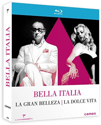 Pack Bella Italia: La Gran Belleza y La Dolce Vita [Blu-ray]