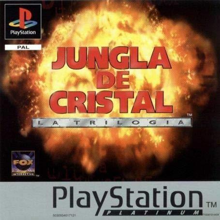 Jungla de Cristal La Trilogia PLATINUM [PLAYSTATION]