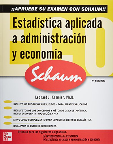 Estadistica aplicada a la administracion y la economia