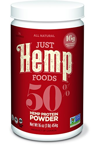 Just Hemp Foods 50% Hemp Protein Powder