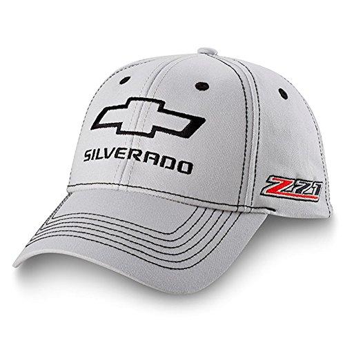 Chevrolet Silverado Z71 Gray Hat Black adjustable