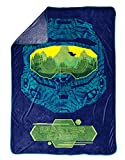 Infinite Master Chief Halo Blanket 62in x 90in