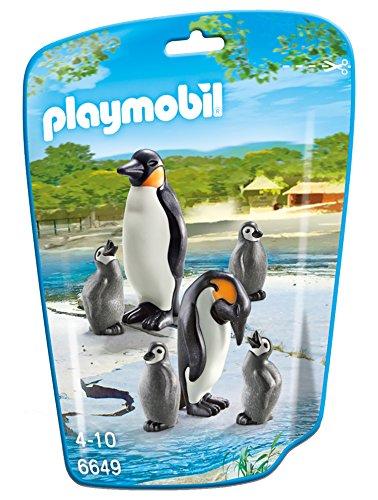 Playmobil 6649 - Pinguinfamilie