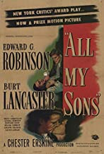 All My Sons POSTER Movie (27 x 40 Inches - 69cm x 102cm) (1948)