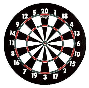 Halex Match 2 in 1 Paperwound Dartboard