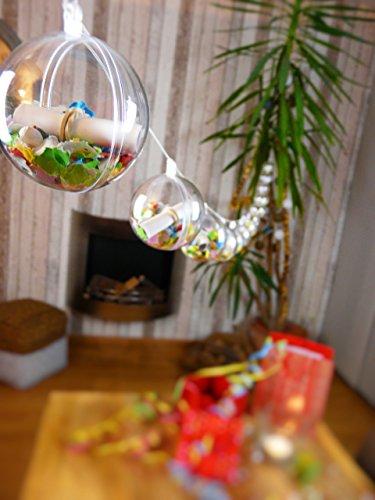 Neuheit: Originelle Geschenkverpackung + Rätselspiel + Geschenkidee: Ideal für Gutscheine und Geldgeschenke zu Geburtstag, Weihnachten & Jahrestag – Wiederverwendbar - 4