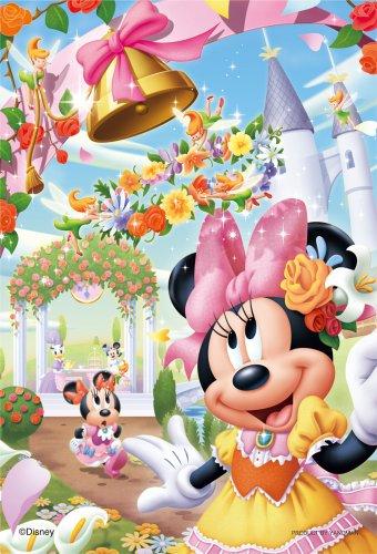 204ピース ジグソーパズル ディズニー パズルプチ 花の国 スモールピース(10x14.7cm)