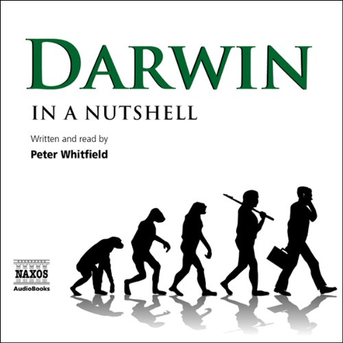 Darwin - In a Nutshell  audiobook cover art