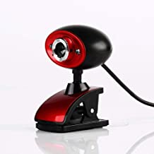 Surveillance Recorder Hd Web Camera Rotatable USB Computer Camera 12Mp Video Recording Webcam with Microphone Clip-On Cam ...
