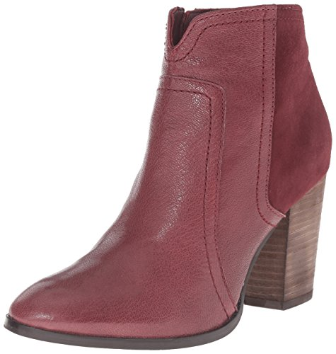 Dune London Damen Pollo, burgunderfarben, 40 EU