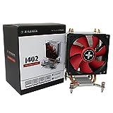 Xilence Performance C Série | Refroidisseur PC | XC026 | Heatpipe | Intel | Rouge/Noir