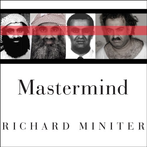 Mastermind audiobook cover art
